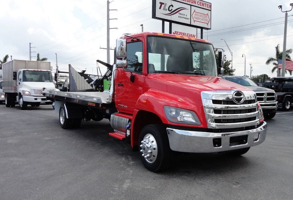 2019 HINO 258ALP 260HP 22FT XLP LCG JERRDAN ROLL-BACK.AIR BRAKE.AIR RIDE - 17538473 - 9
