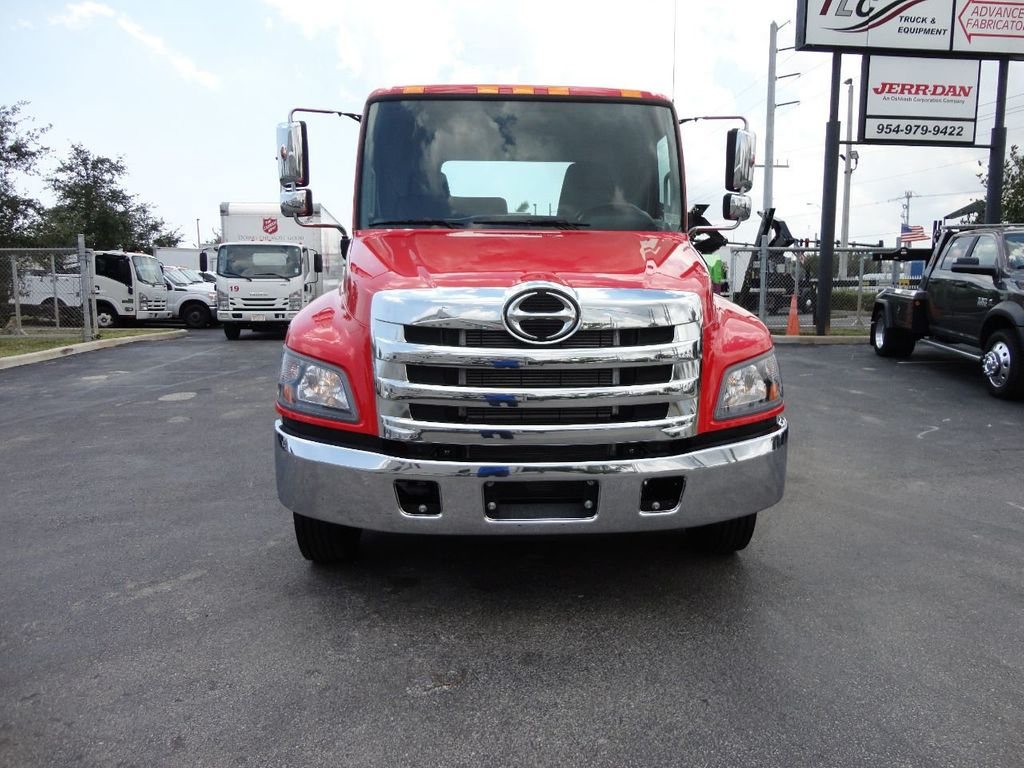 2019 HINO 258ALP 260HP 22FT XLP LCG JERRDAN ROLL-BACK.AIR BRAKE.AIR RIDE - 17538473 - 10