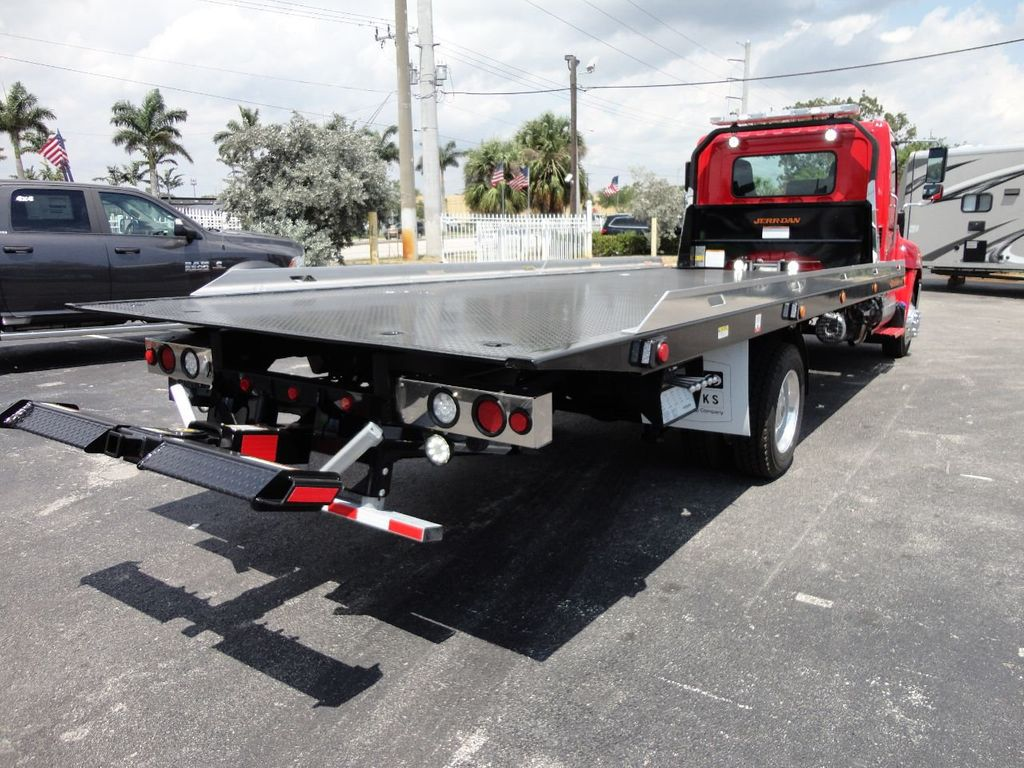 2019 HINO 258ALP 260HP 22FT XLP LCG JERRDAN ROLL-BACK.AIR BRAKE.AIR RIDE - 17538473 - 30