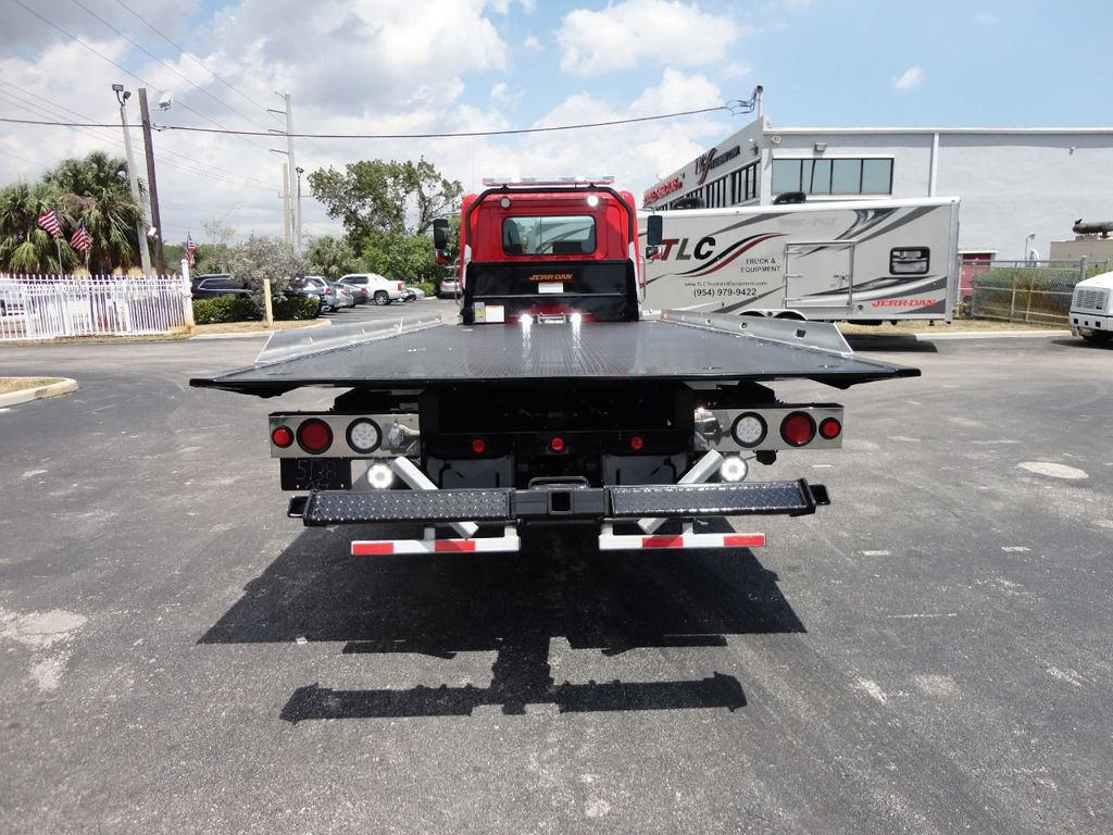 2019 HINO 258ALP 260HP 22FT XLP LCG JERRDAN ROLL-BACK.AIR BRAKE.AIR RIDE - 17538473 - 4