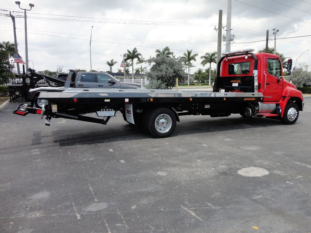 2019 HINO 258ALP 260HP 22FT XLP LCG JERRDAN ROLL-BACK.AIR BRAKE.AIR RIDE - 17538473 - 6