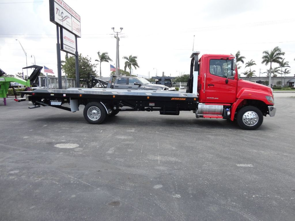 2019 HINO 258ALP 260HP 22FT XLP LCG JERRDAN ROLL-BACK.AIR BRAKE.AIR RIDE - 17538473 - 7