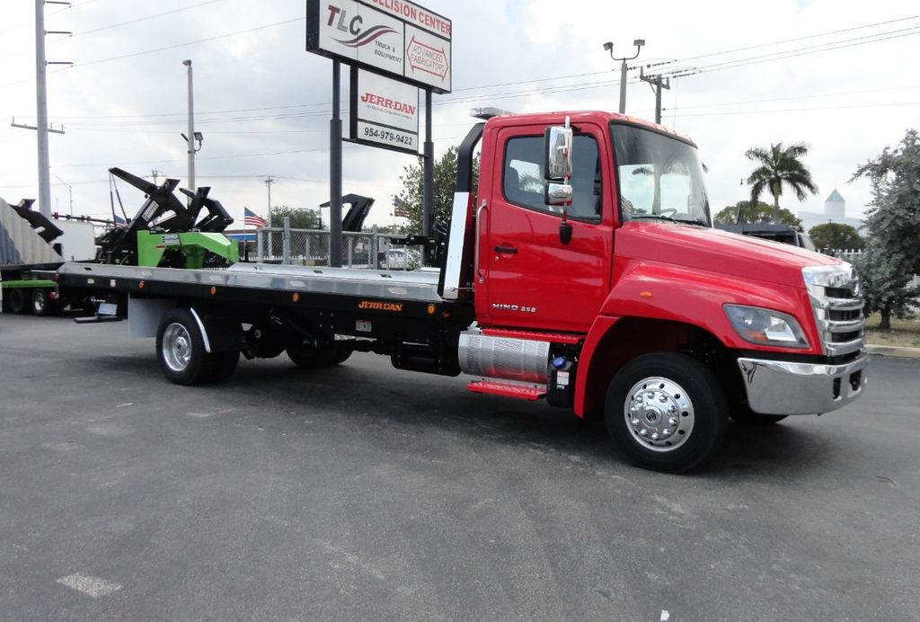2019 HINO 258ALP 260HP 22FT XLP LCG JERRDAN ROLL-BACK.AIR BRAKE.AIR RIDE - 17538473 - 8