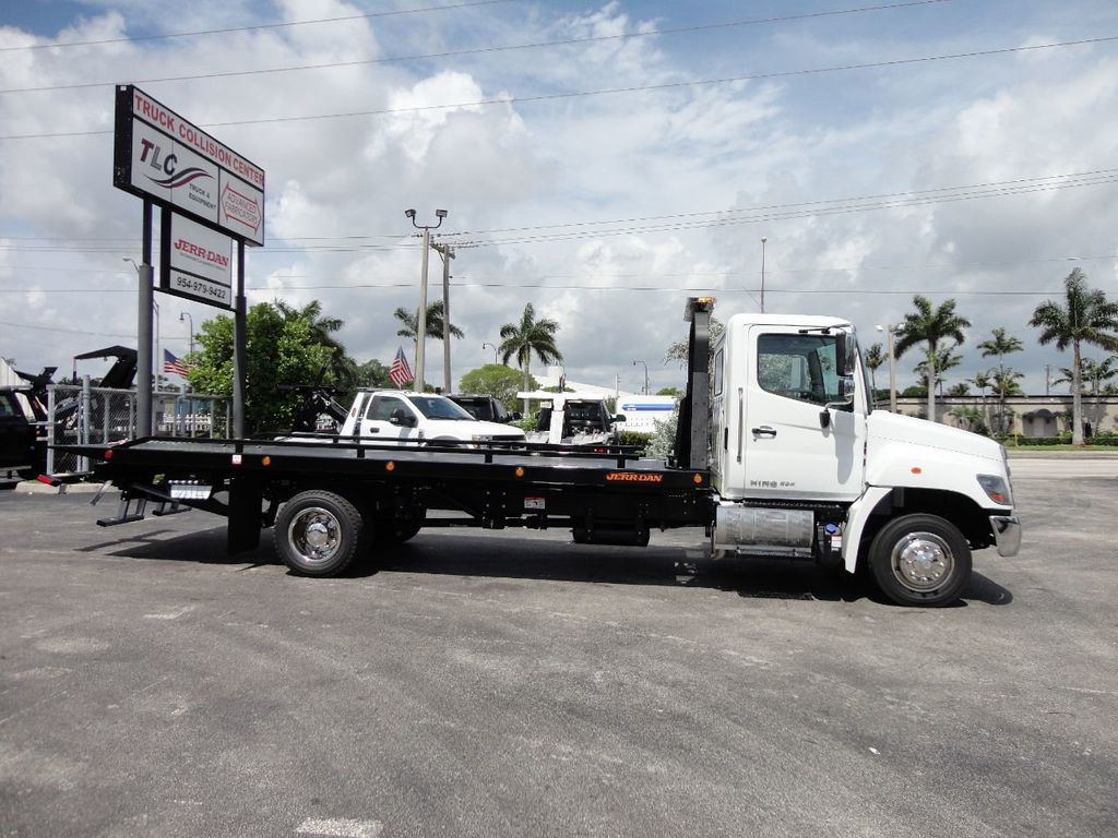 2019 HINO 258LP 21FT X 96 WIDE JERRDAN ROLLBACK..HYD BRAKE.SPRING RIDE - 17687180 - 10
