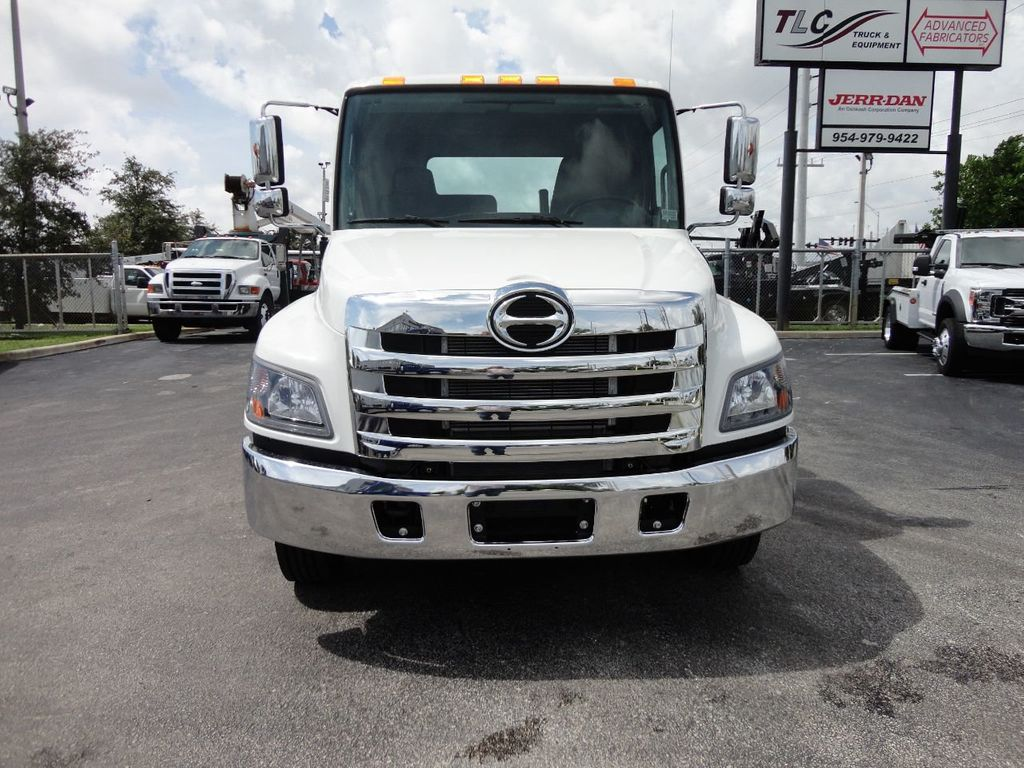 2019 HINO 258LP 21FT X 96 WIDE JERRDAN ROLLBACK..HYD BRAKE.SPRING RIDE - 17687180 - 13