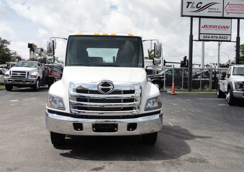 2019 HINO 258LP 21FT X 96 WIDE JERRDAN ROLLBACK..HYD BRAKE.SPRING RIDE - 17687180 - 14