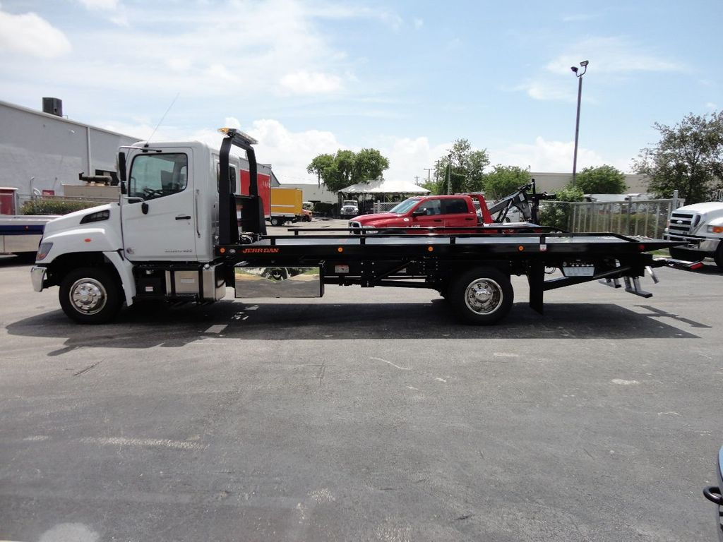 2019 HINO 258LP 21FT X 96 WIDE JERRDAN ROLLBACK..HYD BRAKE.SPRING RIDE - 17687180 - 3