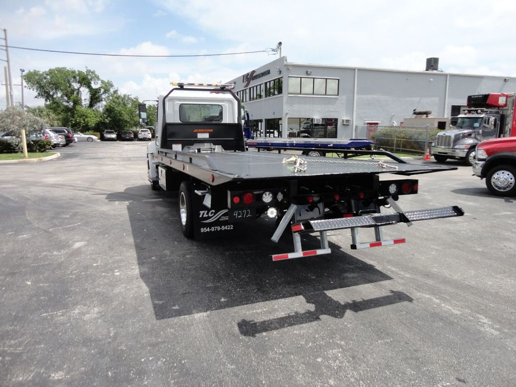 2019 HINO 258LP 21FT X 96 WIDE JERRDAN ROLLBACK..HYD BRAKE.SPRING RIDE - 17687180 - 5