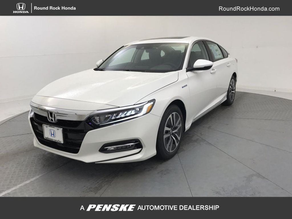 2019 Honda Accord Hybrid EX-L Sedan - 18389618 - 0