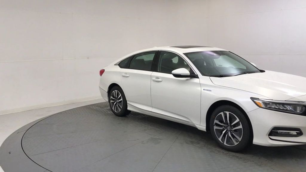 2019 Honda Accord Hybrid EX-L Sedan - 18389618 - 1