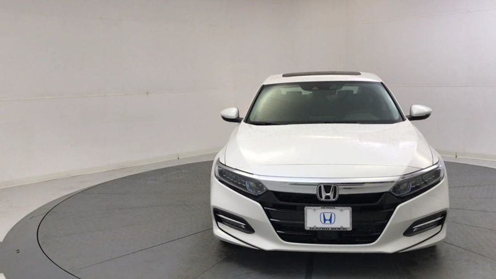 2019 Honda Accord Hybrid EX-L Sedan - 18389618 - 2