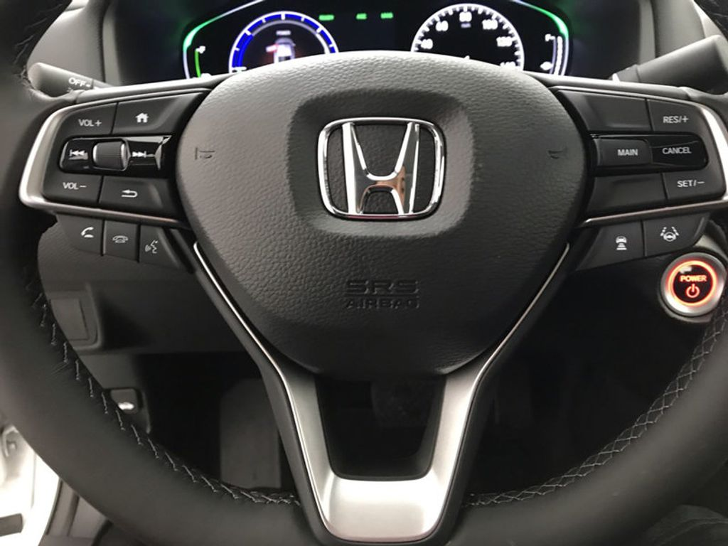2019 Honda Accord Hybrid EX-L Sedan - 18389618 - 31