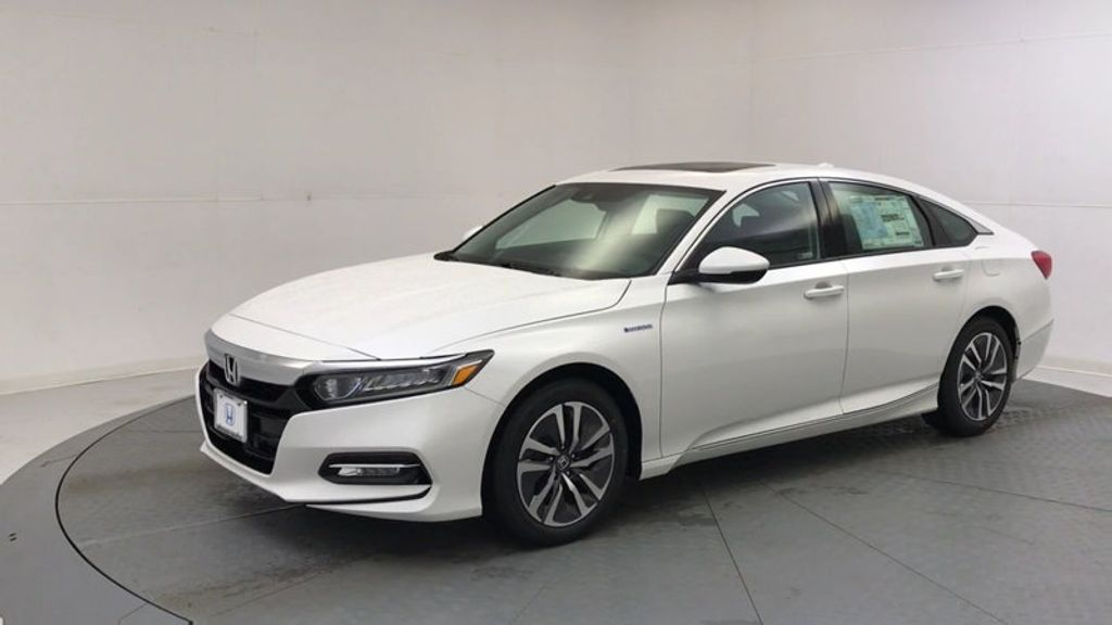 2019 Honda Accord Hybrid EX-L Sedan - 18389618 - 3