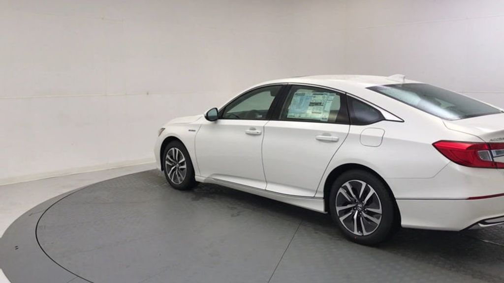 2019 Honda Accord Hybrid EX-L Sedan - 18389618 - 5