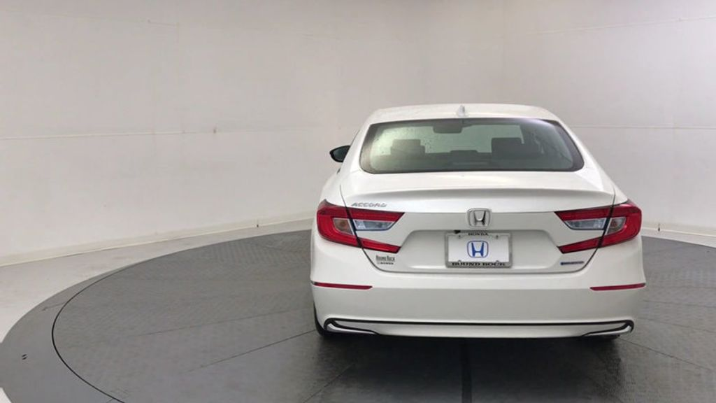 2019 Honda Accord Hybrid EX-L Sedan - 18389618 - 6
