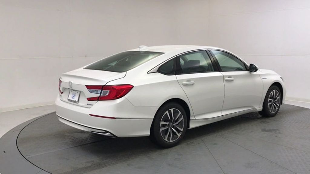 2019 Honda Accord Hybrid EX-L Sedan - 18389618 - 7