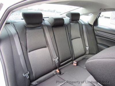2019 Honda Accord Hybrid EX Sedan - Click to see full-size photo viewer