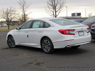 2019 Honda Accord Hybrid EX Sedan - Click to see full-size photo viewer