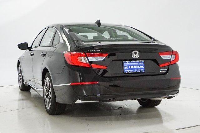 2019 Honda Accord Hybrid Touring Sedan - 18633287 - 9