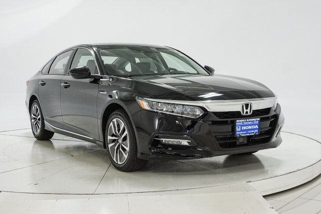 2019 Honda Accord Hybrid Touring Sedan - 18633287 - 19