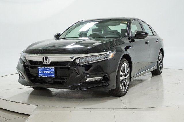2019 Honda Accord Hybrid Touring Sedan - 18633287 - 2