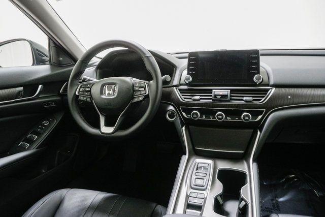 2019 Honda Accord Hybrid Touring Sedan - 18633287 - 34