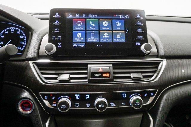 2019 Honda Accord Hybrid Touring Sedan - 18633287 - 38