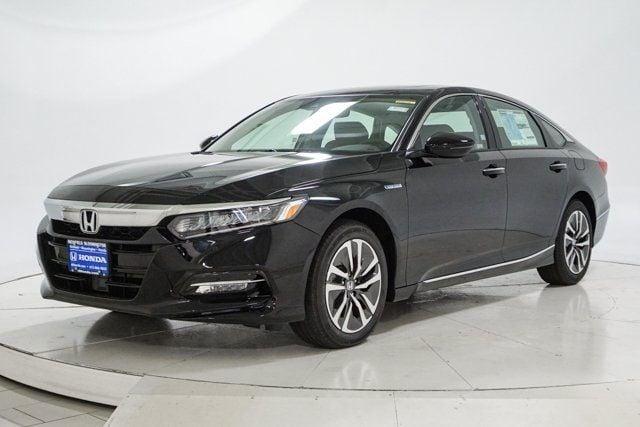 2019 Honda Accord Hybrid Touring Sedan - 18633287 - 3