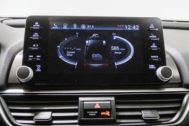 2019 Honda Accord Hybrid Touring Sedan - 18633287 - 43