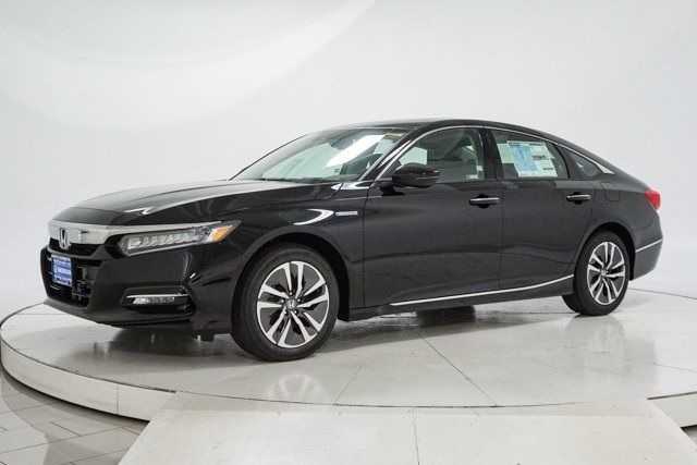 2019 Honda Accord Hybrid Touring Sedan - 18633287 - 4