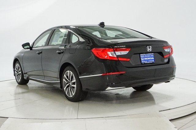2019 Honda Accord Hybrid Touring Sedan - 18633287 - 8