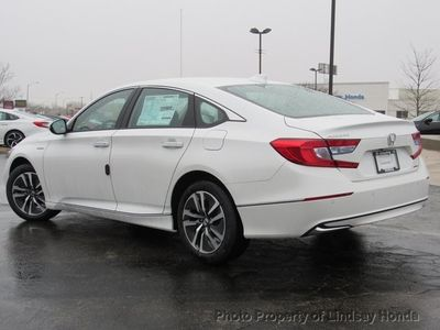 2019 Honda Accord Hybrid Touring Sedan - Click to see full-size photo viewer