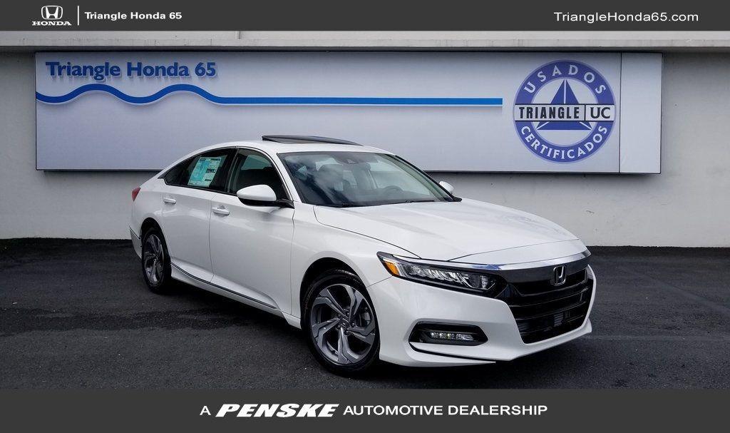 2019 Honda Accord Sedan EX 1.5T CVT - 18712800 - 0