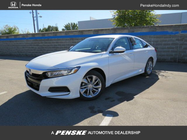 2019 Honda Accord Sedan LX 1.5T CVT - 18318435 - 0