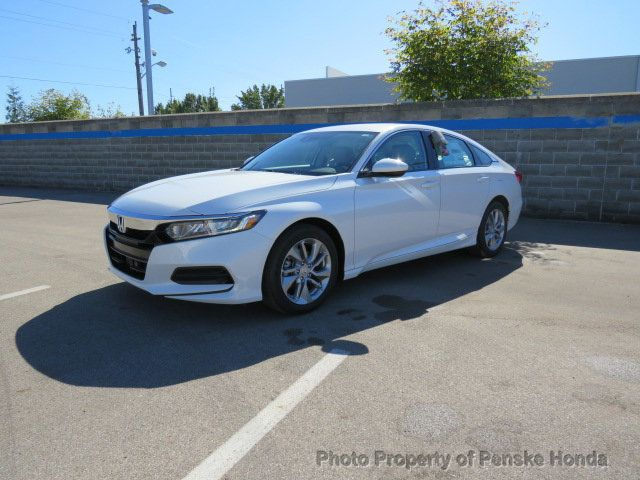 2019 Honda Accord Sedan LX 1.5T CVT - 18318435 - 1