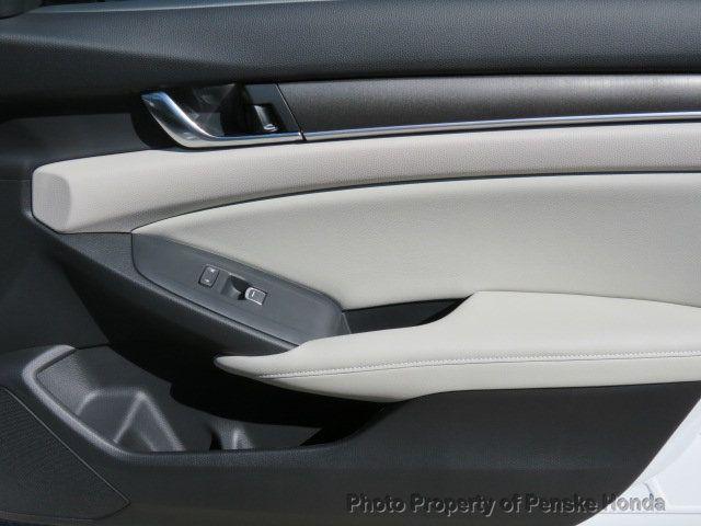 2019 Honda Accord Sedan LX 1.5T CVT - 18318435 - 19