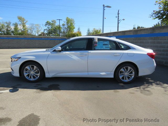 2019 Honda Accord Sedan LX 1.5T CVT - 18318435 - 2
