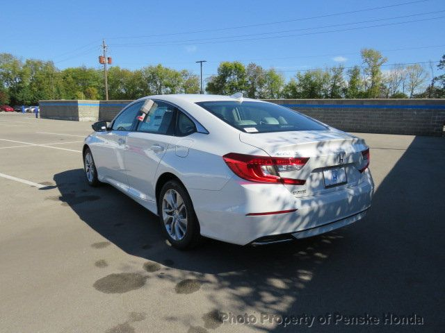 2019 Honda Accord Sedan LX 1.5T CVT - 18318435 - 3