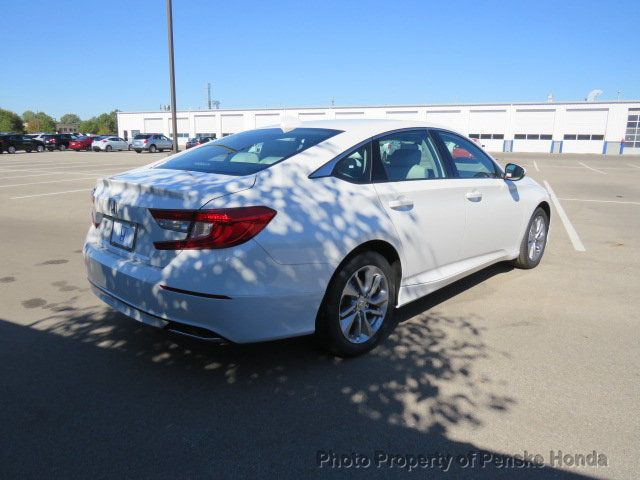 2019 Honda Accord Sedan LX 1.5T CVT - 18318435 - 5