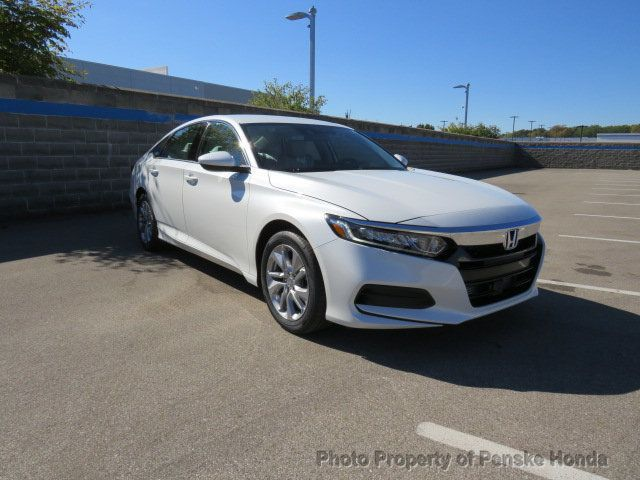 2019 Honda Accord Sedan LX 1.5T CVT - 18318435 - 7