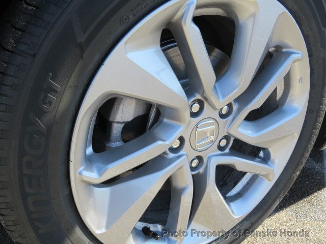 2019 Honda Accord Sedan LX 1.5T CVT - 18380865 - 9