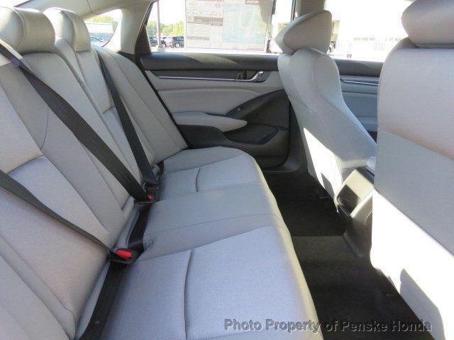 2019 Honda Accord Sedan LX 1.5T CVT - 18380865 - 15