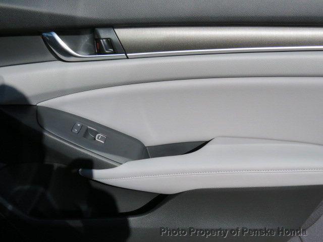 2019 Honda Accord Sedan LX 1.5T CVT - 18380865 - 19