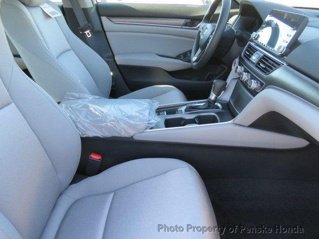 2019 Honda Accord Sedan LX 1.5T CVT - 18380865 - 20