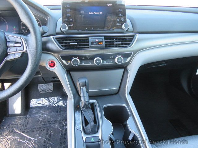 2019 Honda Accord Sedan LX 1.5T CVT - 18380865 - 27