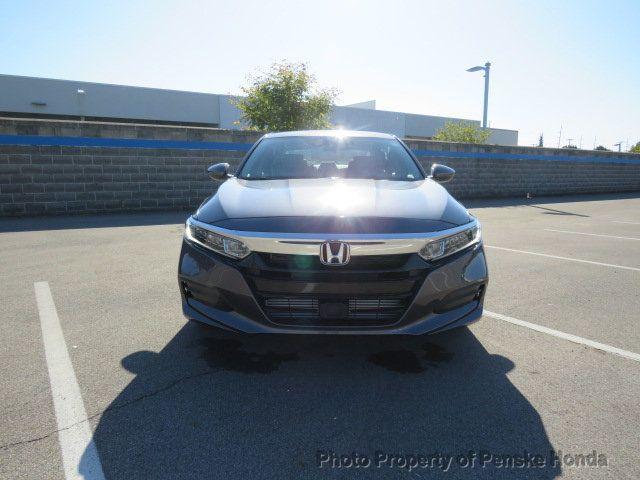 2019 Honda Accord Sedan LX 1.5T CVT - 18380865 - 8