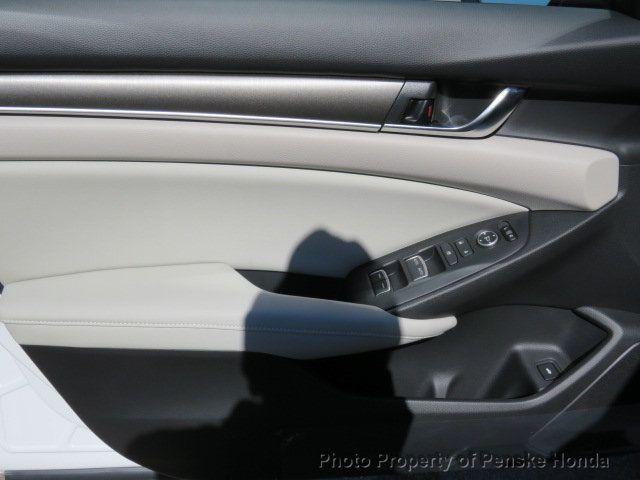 2019 Honda Accord Sedan LX 1.5T CVT - 18503786 - 29