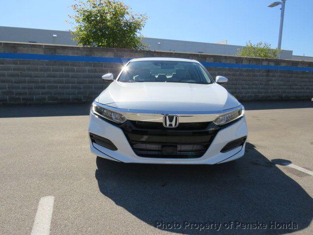 2019 Honda Accord Sedan LX 1.5T CVT - 18503786 - 8