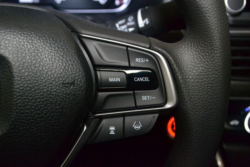2019 Honda Accord Sedan LX 1.5T CVT - 18338740 - 16