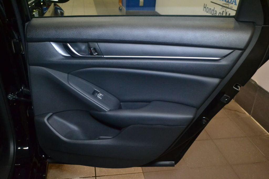 2019 Honda Accord Sedan LX 1.5T CVT - 18338740 - 26